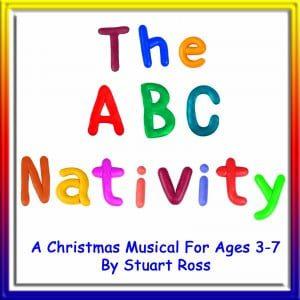 The ABC Nativity - Alphabet Nativity Play