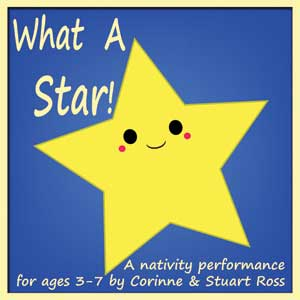 What A Star Nativity Play