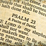 Leavers Assembly Ideas: Psalm 23